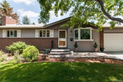 Centennial Single Family Home Active: 6648 South Clayton Street