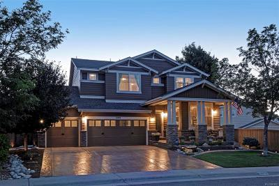 Highlands Ranch Single Family Home Active: 5089 Heatherglen Drive