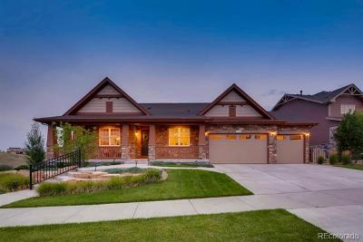 Arvada Single Family Home Active: 8452 Rogers Court
