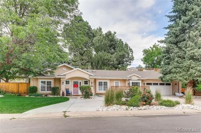Single Family Home Active: 3157 South Evelyn Way