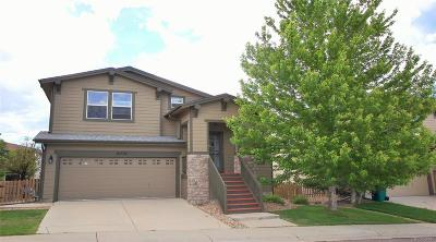 Highlands Ranch Single Family Home Active: 10586 Atwood Circle