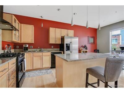 Denver Condo/Townhouse Active: 1438 Little Raven Street #301