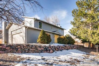 Golden Single Family Home Under Contract: 530 Ellis Way