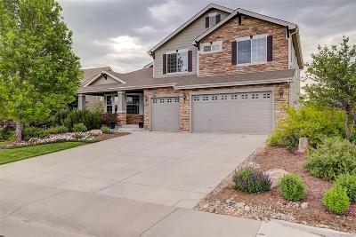 Parker Single Family Home Under Contract: 5280 Streambed Trail