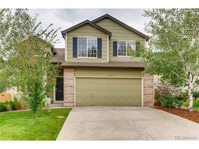 Superior Single Family Home Active: 1544 Aster Court
