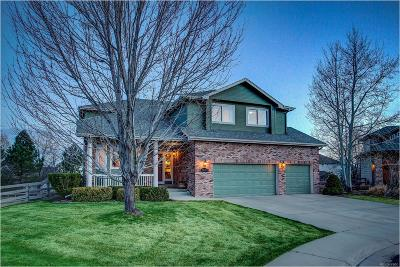 Lafayette Single Family Home Under Contract: 2852 Antelope Court