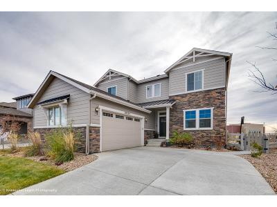 Broomfield Single Family Home Active: 16554 Prospect Lane