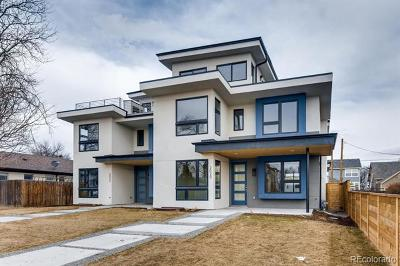 Denver Single Family Home Active: 2020 Lowell Boulevard