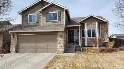 Broomfield Single Family Home Under Contract: 12597 Eliot Street