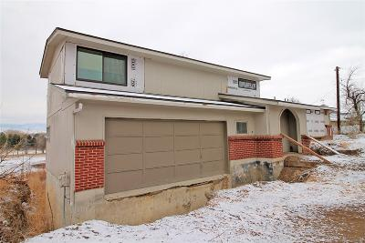 Arvada Single Family Home Active: 6301 Eldridge Street