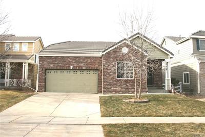 Aurora CO Single Family Home Active: $355,000