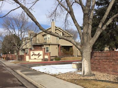 Littleton Condo/Townhouse Active: 4760 Wadsworth Boulevard #N-202