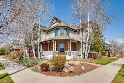 Denver Single Family Home Active: 7995 East Byers Avenue