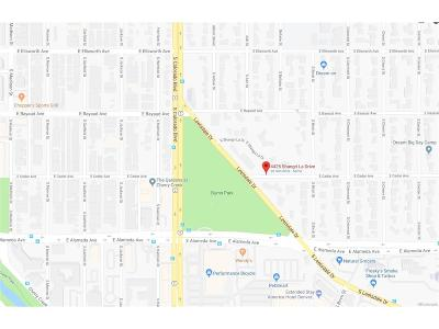 Denver Residential Lots & Land Active: 4225 Shangri La Drive