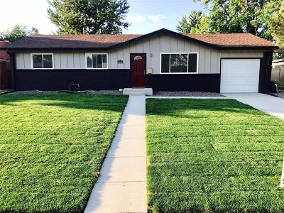 Broomfield Single Family Home Active: 1235 West 6th Avenue