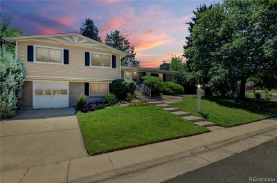 Denver Single Family Home Active: 1732 South Magnolia Street
