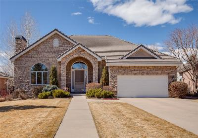 Greenwood Village CO Single Family Home Active: $1,100,000