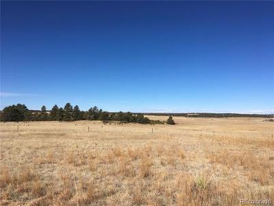 Kiowa CO Residential Lots & Land Active: $99,000