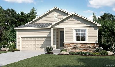 Cobblestone Ranch Single Family Home Under Contract: 6435 Agave Avenue
