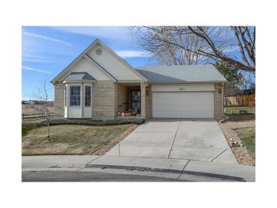 Highlands Ranch Single Family Home Active: 4811 Greenwich Drive
