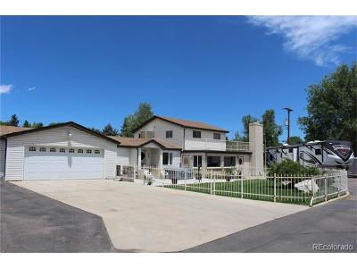 Golden Single Family Home Active: 13985 West 51st Place