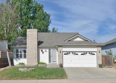 Thornton Single Family Home Active: 13053 Jackson Drive