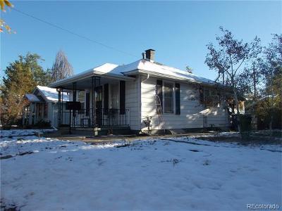 Denver Single Family Home Active: 4846 Knox Court