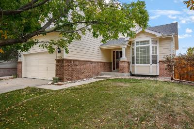 Highlands Ranch Single Family Home Under Contract: 4354 Swansboro Way