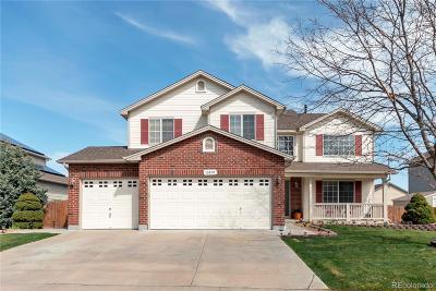 Thornton Single Family Home Active: 13850 Dahlia Street