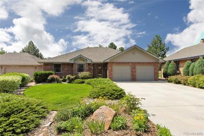 Longmont Single Family Home Under Contract: 1621 Sherman Way