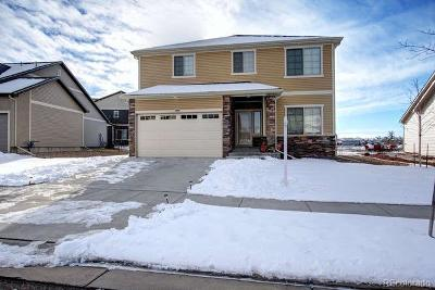 Denver Single Family Home Under Contract: 20938 East 51st Place