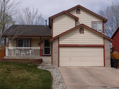 Thornton Single Family Home Under Contract: 12073 Glencoe Street