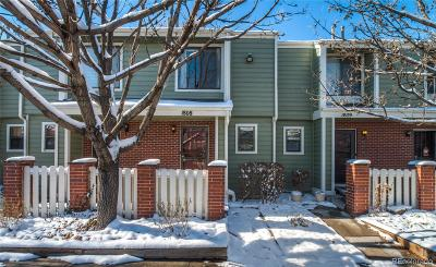 Denver Condo/Townhouse Active: 7474 East Arkansas Avenue #1808