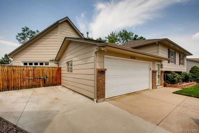 Denver Single Family Home Active: 8965 West Tufts Avenue