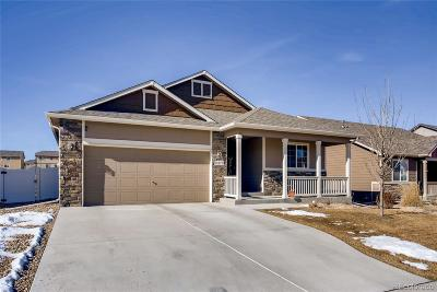 Greeley Single Family Home Under Contract: 2313 78th Avenue