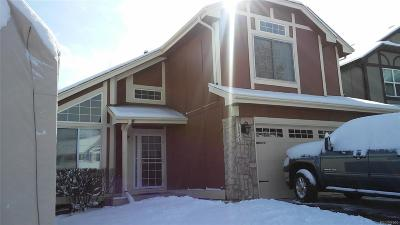 Broomfield Single Family Home Under Contract: 10460 Hoyt Way