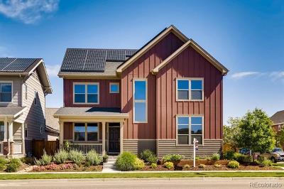 Denver CO Single Family Home Active: $739,900