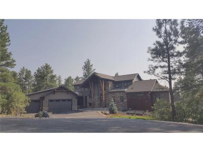 Franktown Single Family Home Active: 938 North White Tail Drive