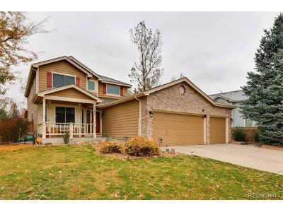 Centennial Single Family Home Active: 5192 South Olathe Circle