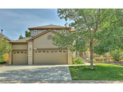 Centennial Single Family Home Under Contract: 5624 South Ventura Court