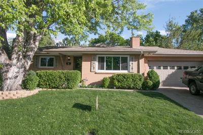 Denver Single Family Home Active: 6600 Harvard Avenue