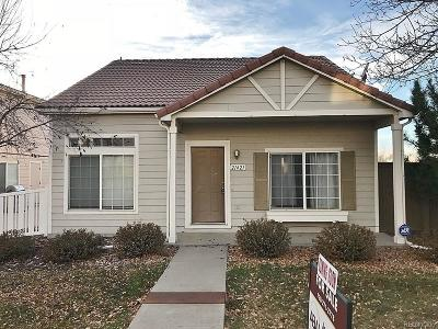 Green Valley Ranch Single Family Home Active: 21421 East 47th Avenue