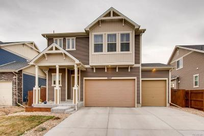 Commerce City Single Family Home Active: 10647 Worchester Street