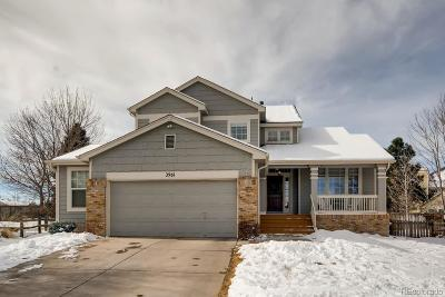 Highlands Ranch Single Family Home Under Contract: 3961 Mallard Street