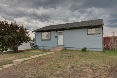 Westwood Single Family Home Active: 5182 West Nevada Place