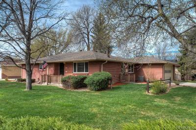 Littleton CO Single Family Home Active: $465,000