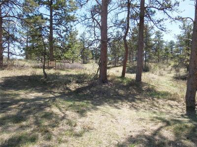 Parker CO Residential Lots & Land Active: $335,000