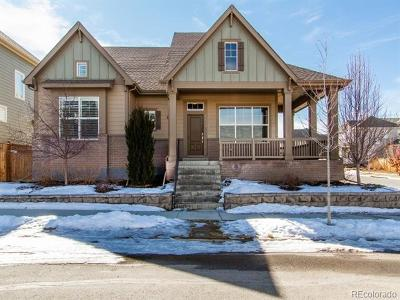 Westminster Single Family Home Active: 5590 West 97th Avenue