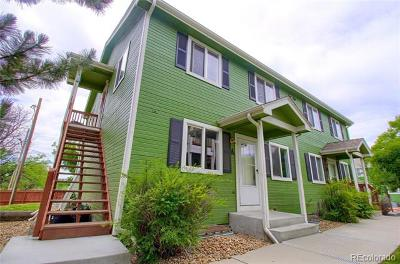 Englewood Condo/Townhouse Under Contract: 3230 West Girard Avenue #C