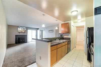 Thornton Condo/Townhouse Under Contract: 8843 Colorado Boulevard #206